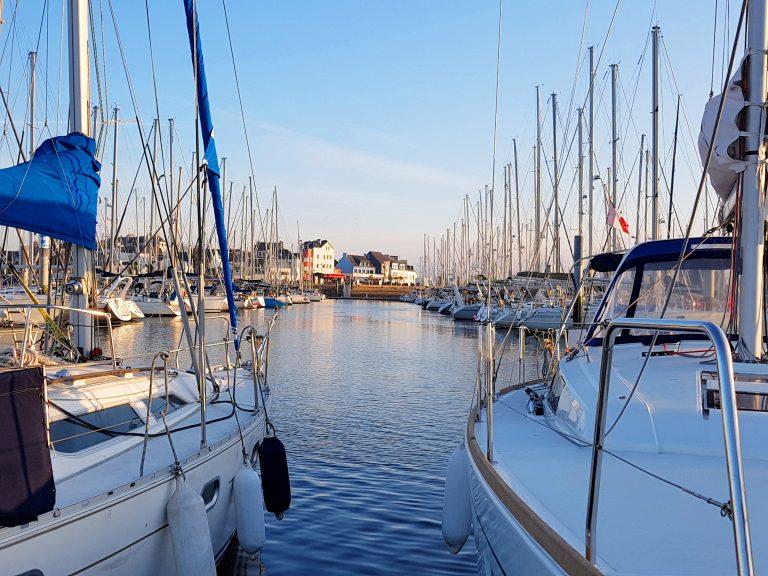 Port de plaisance Sainte-Catherine, Locmiquelic