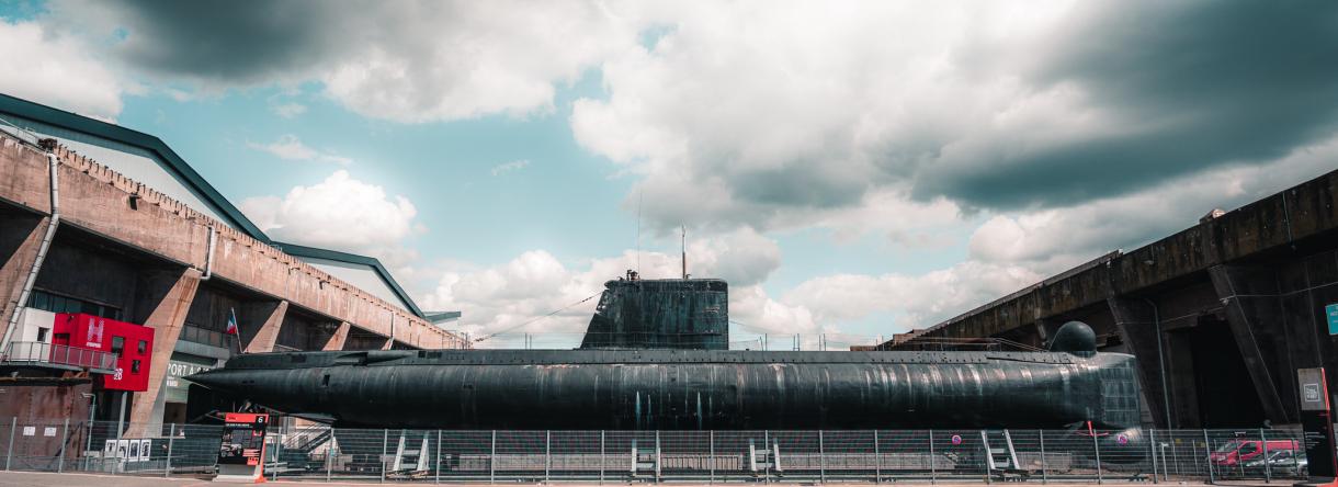 En Lorient La Base