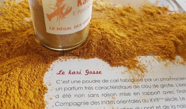 Le Kari Gosse est une spécialité d'épices à Lorient.