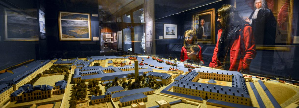 Museo de la compania de las indias