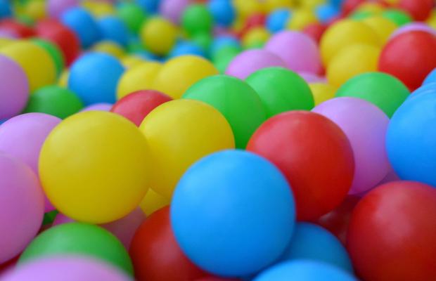 Balles jeux pour enfants