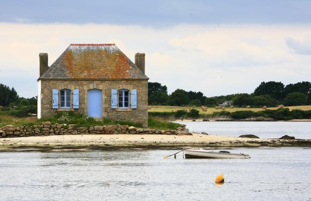 Saint-Cado, la petite maison au volets bleus, Belz