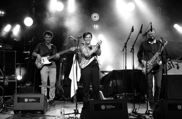 Concert à Lorient lors du FIL